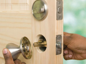 Installing Deadbolts locks
