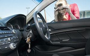 Malfunctioning car Lock